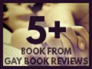 5+ from Gay Book Reviews