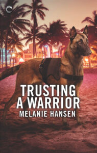 Trusting a Warrior Print Cover Art