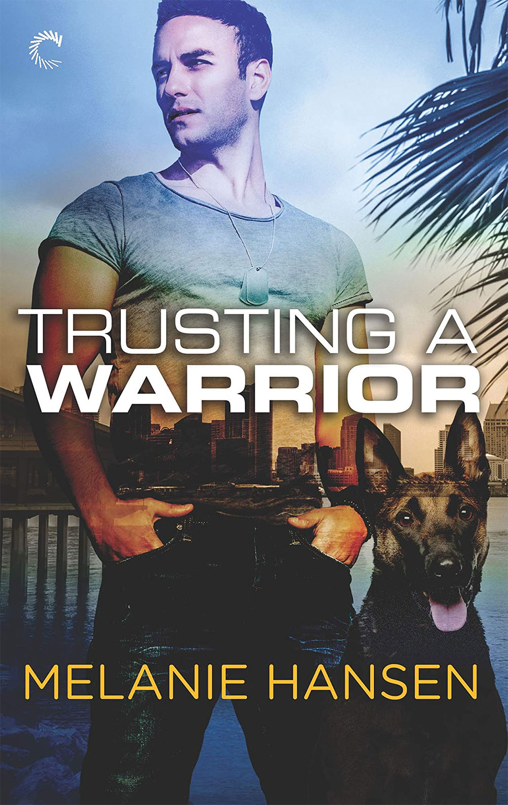 Trusting a Warrior Cover Art